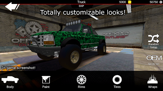 Offroad Outlaws 1.2.5 (Mod Money)