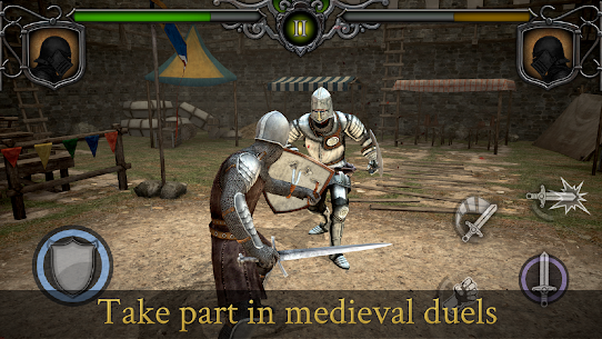 Knights Fight: Medieval Arena 1.0.16 (Mod Money) MOD Apk 1