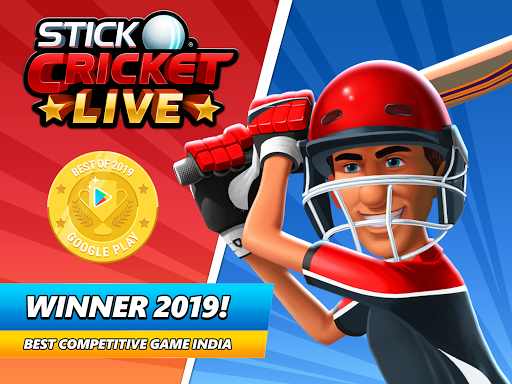 Stick Cricket Live 2020 - Play 1v1 Cricket Games 1.6.8 screenshots 24