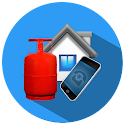 LPG Booking INDIA(Online/SMS). icon