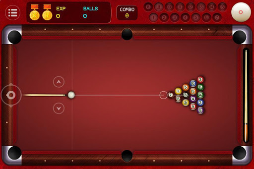billiards 2017 - 8 ball pool screenshot 1
