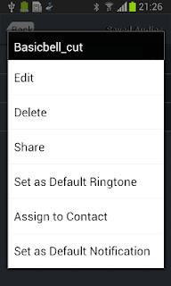 Ringtone Maker - MP3 Cutter screenshot 05