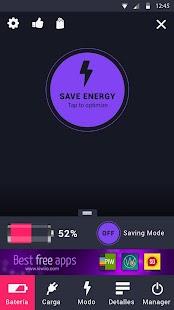 Power Battery Saver & Optimizer - náhled