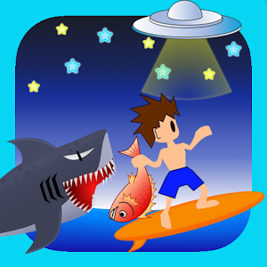 How to install Space Surf : Shark Attack 2 0 2 0 apk for laptop