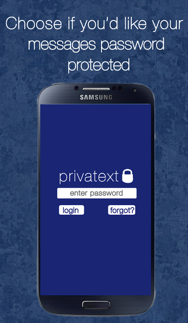 Privatext - Private Text Chat- screenshot