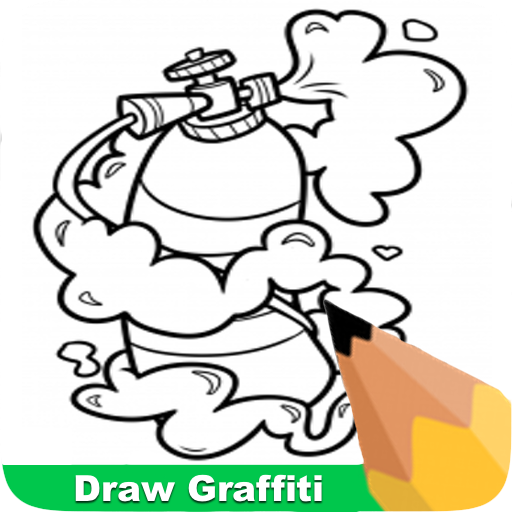How To Draw Graffiti 遊戲 App LOGO-硬是要APP