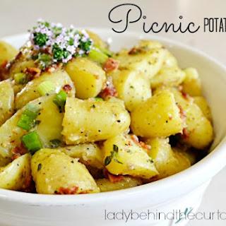 Picnic Potato Salad.
