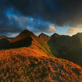 Western Tatras by Matej Kováč - Landscapes Mountains & Hills ( western tatras, slovak mountains, garyfonglandscapes, holiday photo contest, photocontest,  )