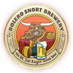 Logo of Bolero Snort I Ain'T Afraid Of No Bulls