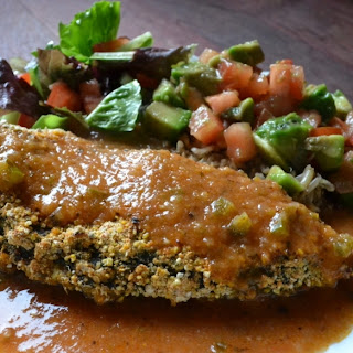 Baked Chili Rellenos