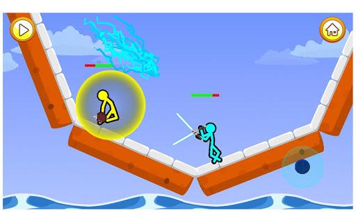 Code Triche Stickman Battle Supreme - Stickman Warriors 2020 mod apk screenshots 4