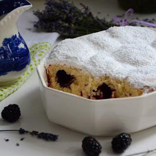 Blackberry Lavender Sugar Buns