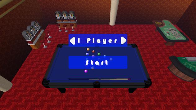 billard 2 joueurs