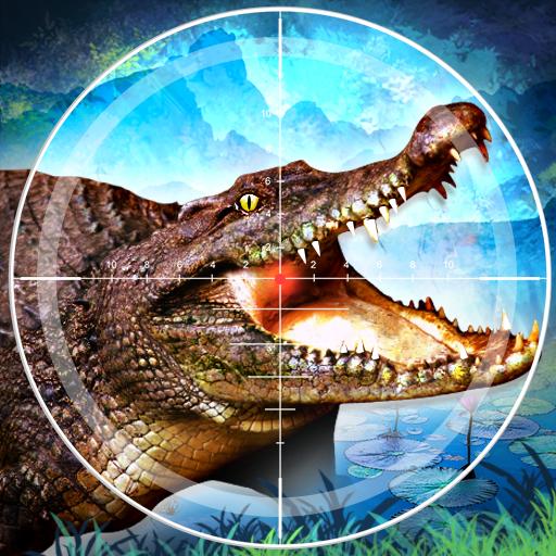 Wild Crocodile Hunter