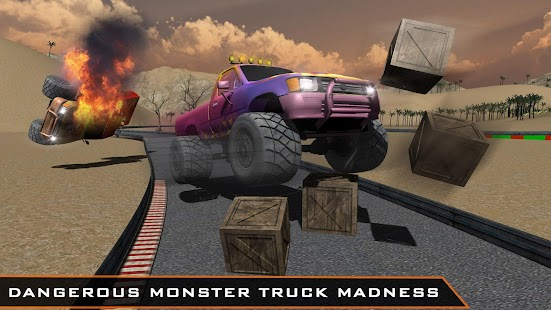 The Impossible Challenge Monster Truck Racing 2018 - náhled
