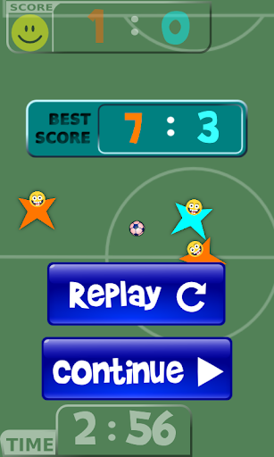 Mini football screenshot 1