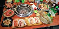 甘釜京韓日燒肉料理專門店