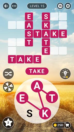 Word Farm Crossword 1.2.3 screenshots 2
