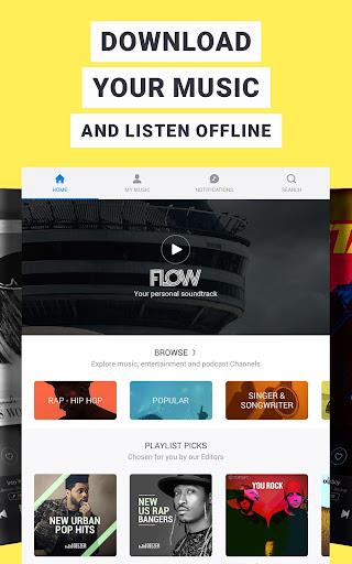Deezer: Song & Music Playlists screenshot 13