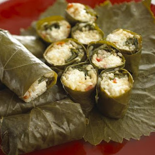Chavrie Stuffed Grape Leaves