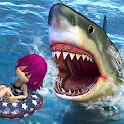 Beach Party Shark Attack icon