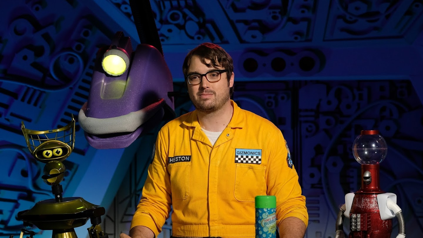 Watch Mystery Science Theater 3000: The Gauntlet live
