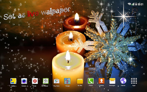 Happy New Year Wallpaper 2019 u2013 Holiday Background 2.5 screenshots 9