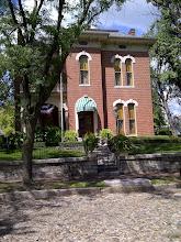 Photo: James W Riley Home,  Athenaeum walk, Indianapolis IN