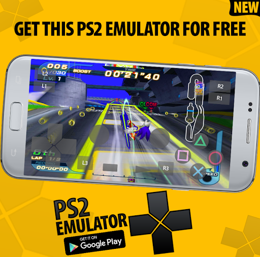 Golden PS2 Emulator For Android (PRO PS2 Emulator) 117 screenshots 4