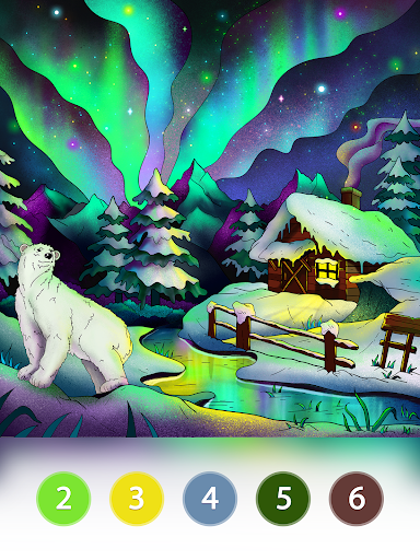 Coloring Fun : Color by Number Games 2.9.7 screenshots 12