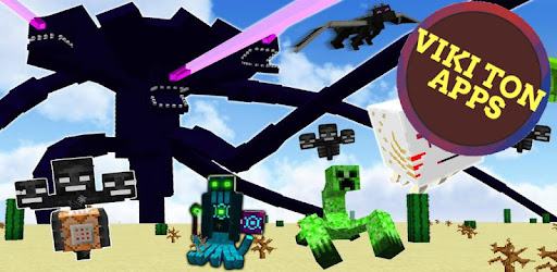 Wither Storm Addon By Viki Ton Apps More Detailed Information Than App Store Google Play By Appgrooves Entertainment 1 Similar Apps 385 Reviews
