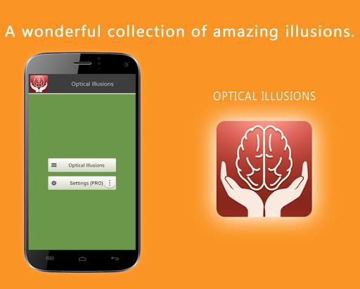 HDBrain Optical Illusions