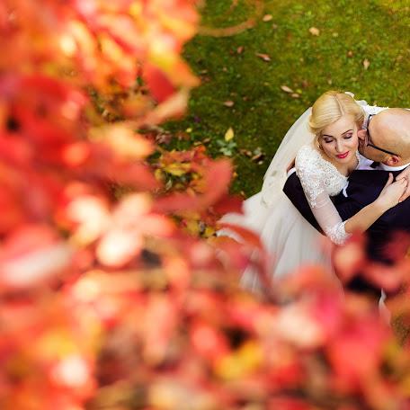 Wedding photographer Bartosz Wanecki (wanecki). Photo of 21.10.2017