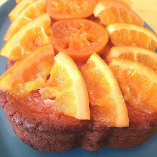 Boiled Mandarin Orange Cake Recipe