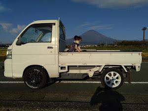 ハイゼットトラックのカスタム事例画像 箱乗り犬静岡さんの2021年10月18日22:54の投稿