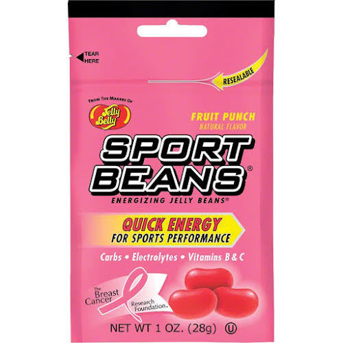 Jelly Belly Sport Beans: Fruit Punch