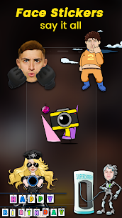 Stixy – Animated face stickers Apk Download For Android and iPhone 3