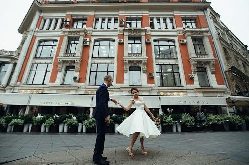 Wedding photographer Aleksandra Tkhostova (Thostova). Photo of 10.09.2015