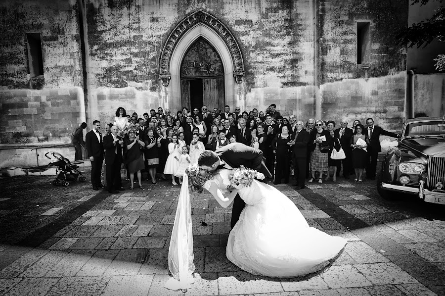 Vestuvių fotografas Alessandro Spagnolo (fotospagnolonovo). Nuotrauka 17.11.2018