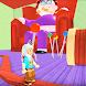 Obby escape grandma house cookie mod