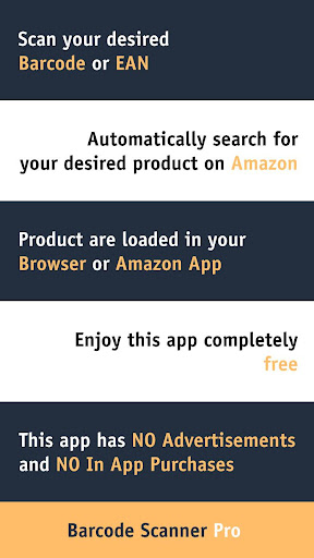 Barcode Scanner Pro for Amazon Shopping 1.0.14 screenshots 3
