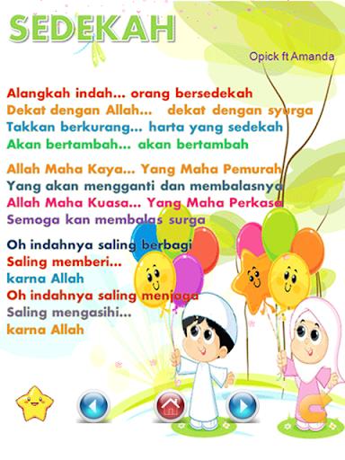 Lagu Anak Muslim & Sholawat Nabi  screenshots 7