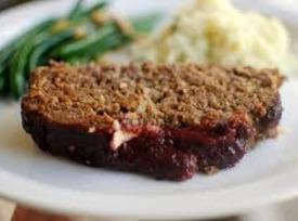 Double Cheese Meatloaf Recipe