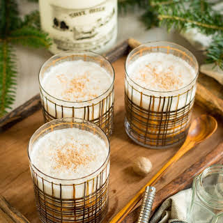 Holiday Milk Punch.