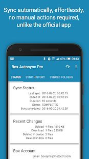 Autosync for Box – BoxSync 2