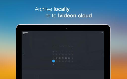 Video Surveillance Ivideon  screenshots 8