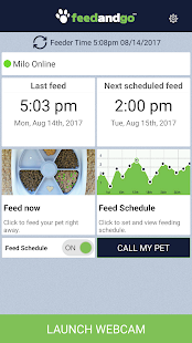 Feed and Go - Smart Pet Feeder- screenshot thumbnail