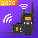 PTT Walkie Talkie - Free Call Without Internet icon