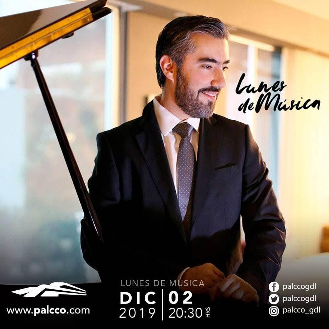 Recital de Piano – Manuel Guillen