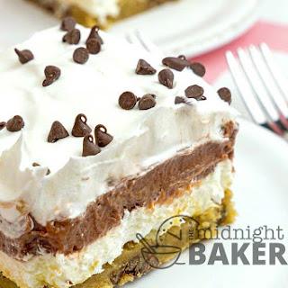 Chocolate Cheesecake Lush.